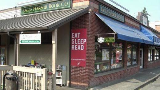Eagle Harbor Book Co., Bainbridge Island