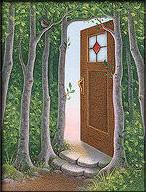 Grandfather Twilights Door