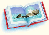 Moonlets book from A Lot of Otters